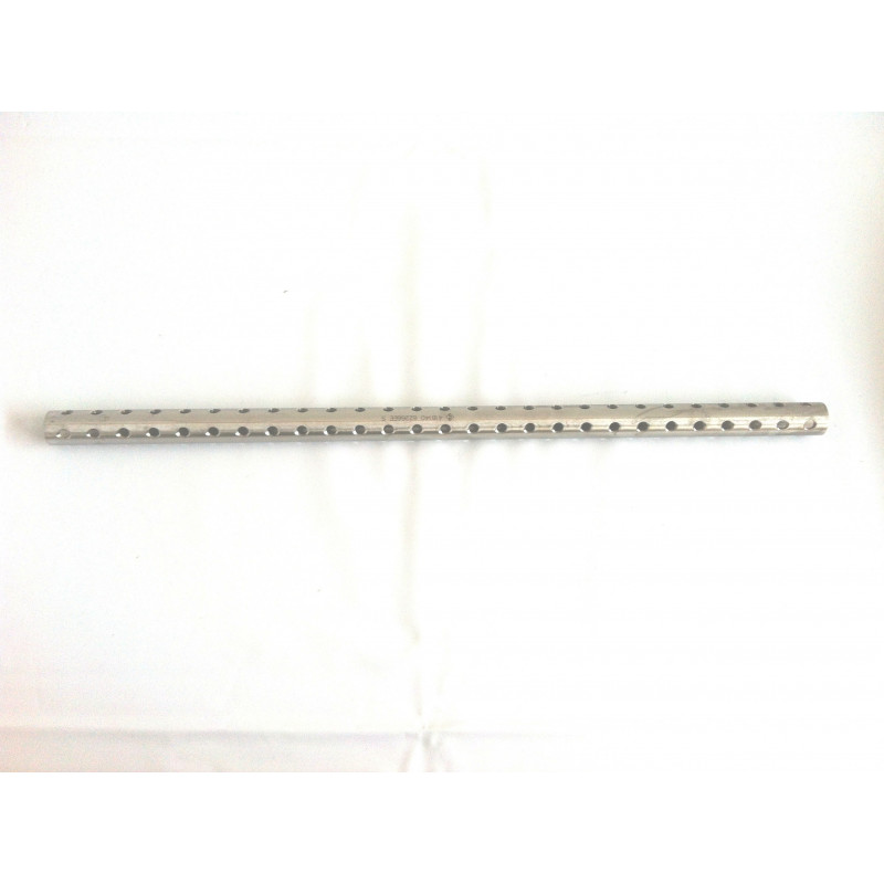 TUBE FIXATEUR EXTERNE DIA 18 400MM 26 TROUS (EXTERNAL FIXATOR TUBE DIA 18 400MM 26 HOLES)