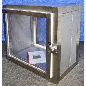 SASSE DE TRANSFER NEUF POUR MILIEU DE STERELISATION (ELECTRICALLY INTERLOCKED TRANSFER HATCH)