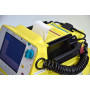 Marquette Responder 3000 Defib With Paddles, ECG, Spo2, Pressure Leads(New), Charger And 4 Batteries And Ambulance Charger
