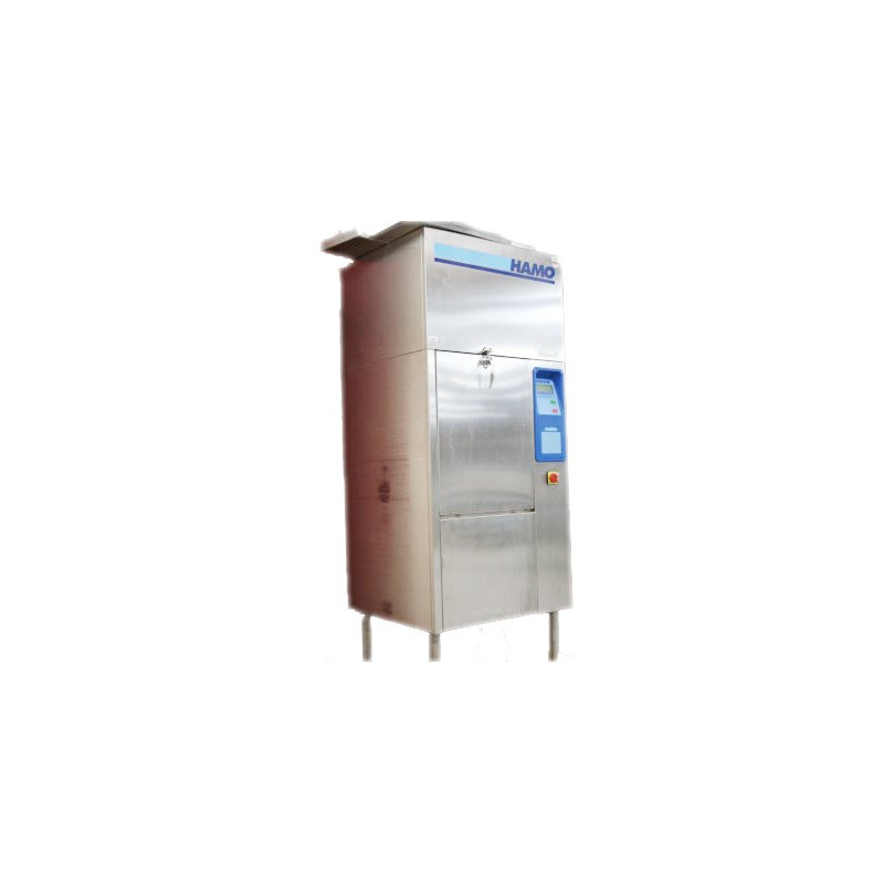HAMO SURGICAL INSTRUMENT DISINFECTOR UNIT WITH CUPBOARD
