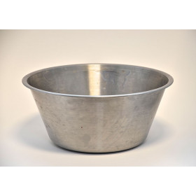 BASSINE INOX DIAMETRE 390 MM HAUTEUR 180 MM