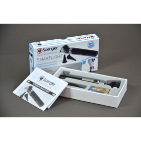 OTOSCOPE SPENGLER SMARTLIGHT NOIR - NEUF