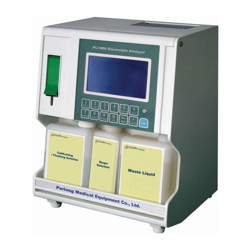 PERLONG PL1000A IONOGRAM AND pH APPARATUS: NEW MATERIAL, PACKAGED