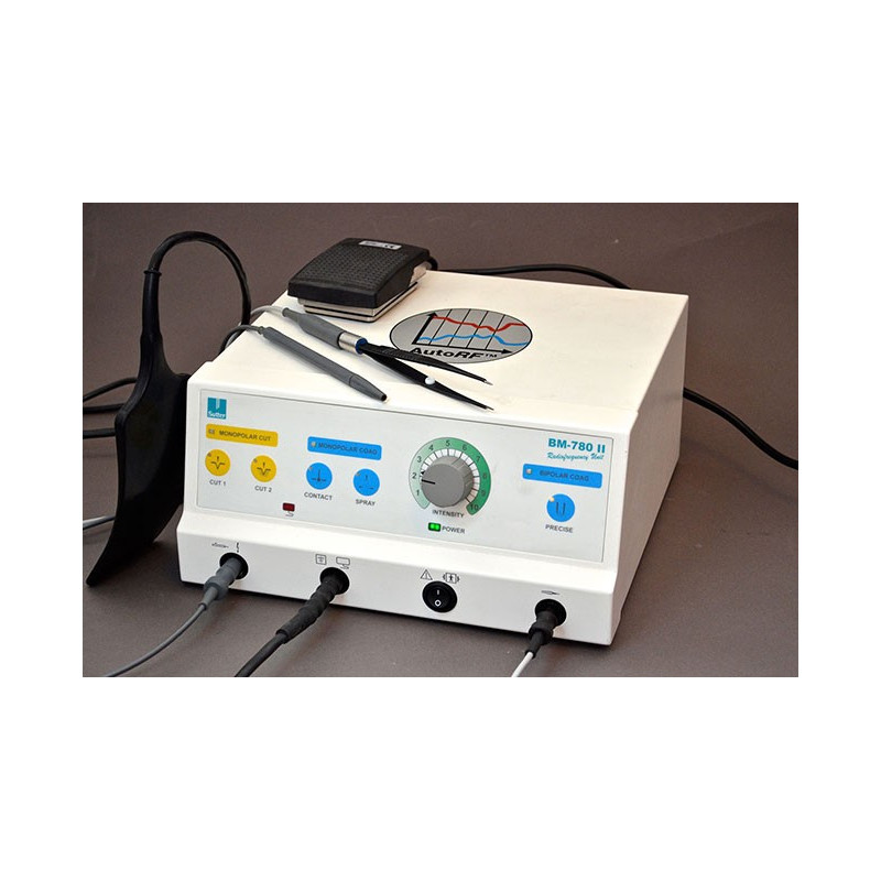 BISTOURI SUTTER BM-780 II RADIOFREQUENCY UNIT