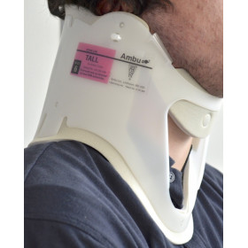 COLLIERS CERVICAUX AMBU TALL TAILLE 6 LOT DE 10