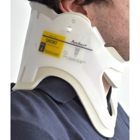 COLLIERS CERVICAUX AMBU SHORT TAILLE 4 LOT DE 10