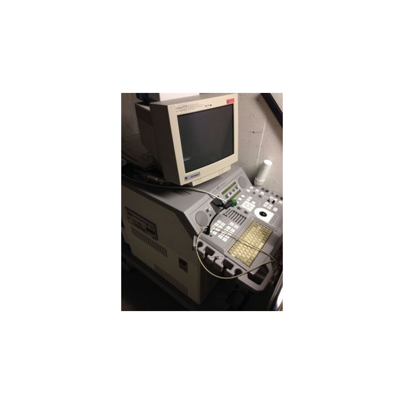 ECHOCARDIOGRAPHE  COULEUR DOPPLER GENERAL ELECTRIC SYSTEM 5