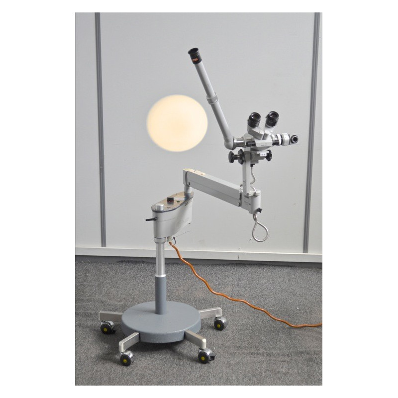 COLPOSCOPE ZEISS OMPI 1 FC