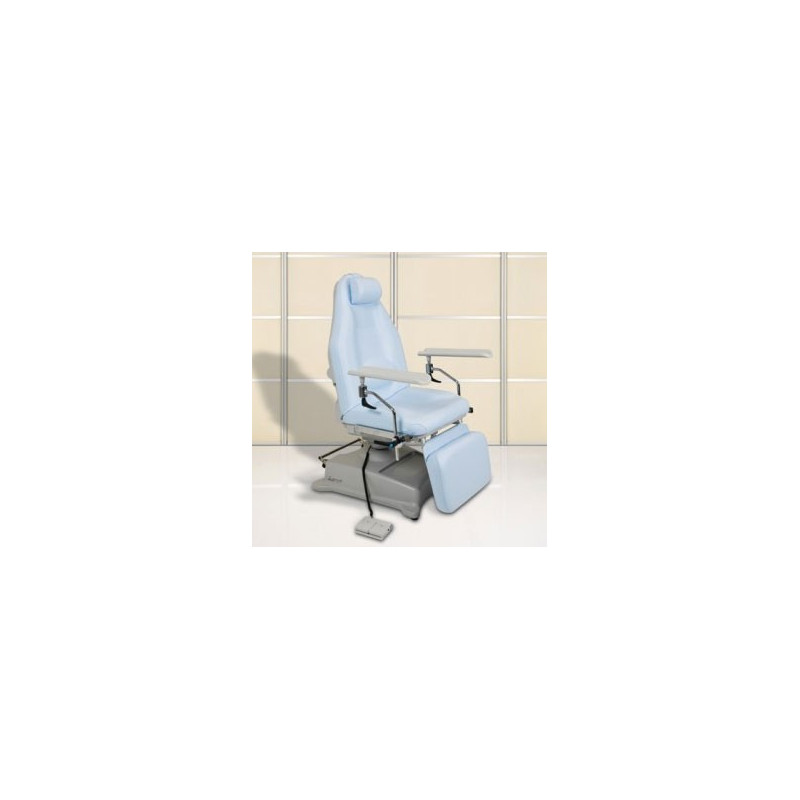 FAUTEUIL DE PRELEVEMENTS DE SANG DEPLACABLE LEMI HE-MOVE