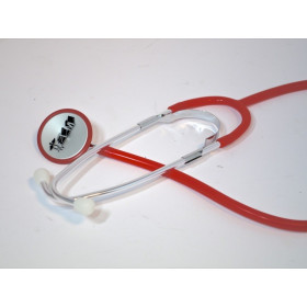 STETHOSCOPE MONO PAVILLON SELECTSON COLOR ROUGE