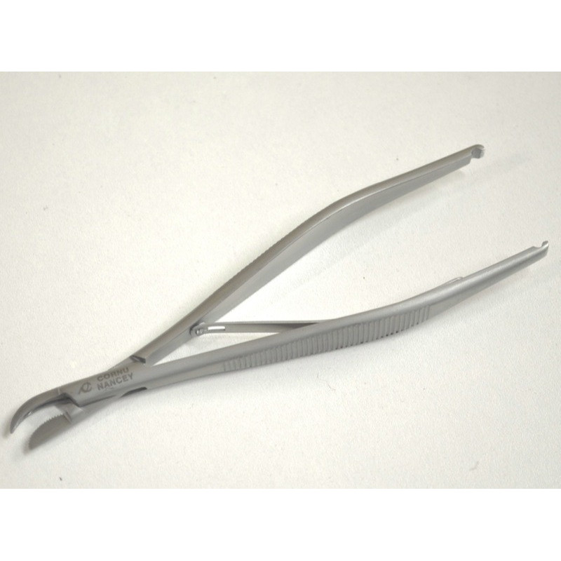 MICHEL DOUBLE USE FORCEPS 13CM