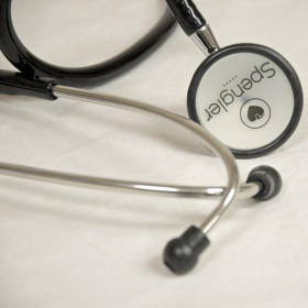 STETHOSCOPE SPENGLER DOUBLE PAVILLON DUAL PULSE