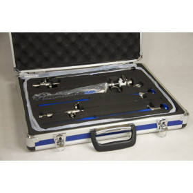 KIT HYSTERO-RESECTION ET HYSTERO-DIAGNOSTIC NEUF