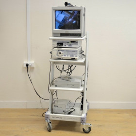COLONNE ENDOSCOPIE INTERVENTIONNELLE OLYMPUS