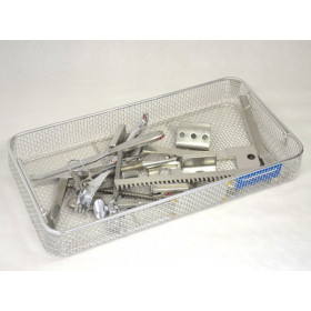 LOT D'INSTRUMENTS POUR CHIRURGIE THORAX 2