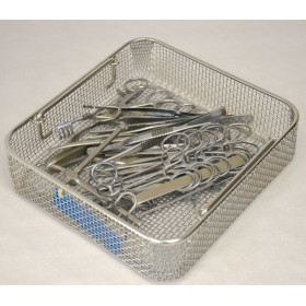 LOT D'INSTRUMENTS POUR CHIRURGIE PEDIATRIQUE