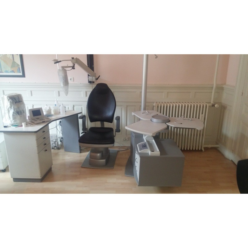 TABLE DE CONSULTATION OPHTALMOLOGIQUE LUNEAU VISIONIX 300 H