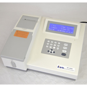 SEMI-AUTOMATIC BIOCHEMICAL ANALYZER / PAILLASSE / SPECTROPHOTOMETER RT-9200