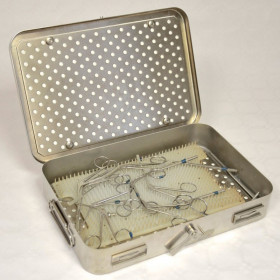 TYMPANOPLASTY INSTRUMENTS BOX STORZ
