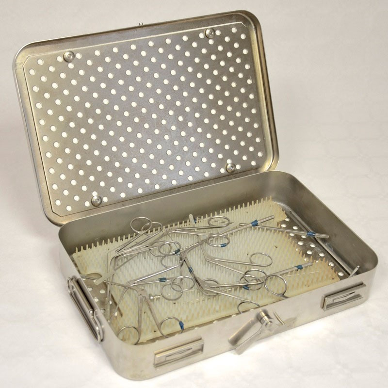 TYMPANOPLASTY INSTRUMENTS BOX