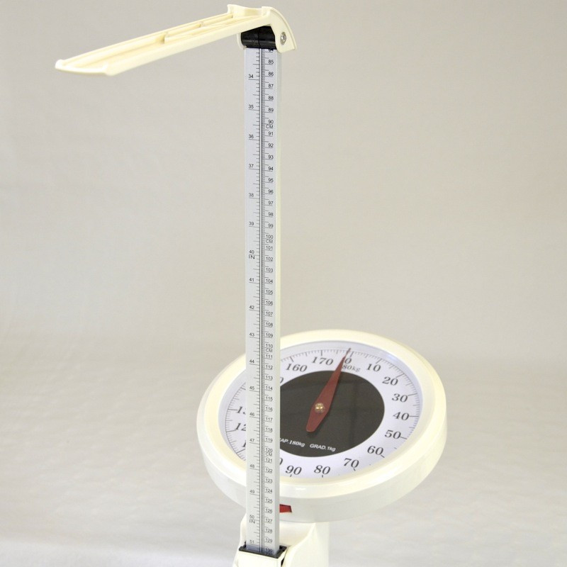 BATHROOM SCALES 180 KGS WITH TOISE