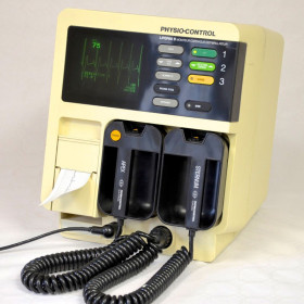 DEFIBRILLATOR/MONITOR/PACEMAKER PHYSIO-CONTROL LIFEPAK 9