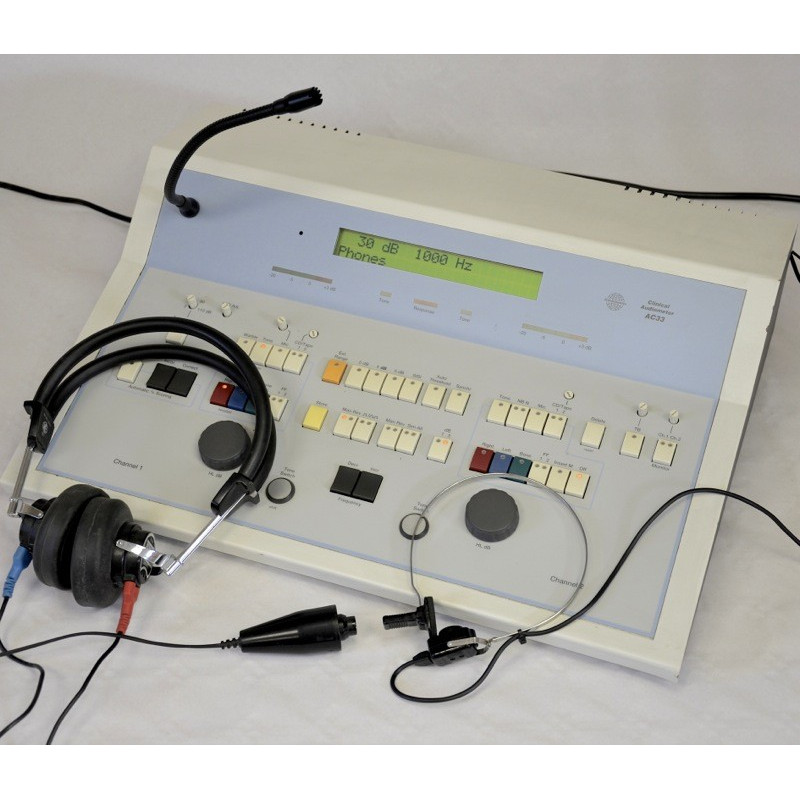 AUDIOMETRE INTERACOUSTICS CLINIQUE AC33