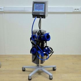 Anetic Aid 4000 Series Tourniquet on Stand (Powers Up)
