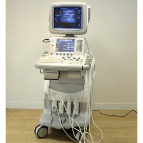 ULTRASONOGRAPH GE LOGIC 7 WITH 4 PROBES