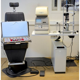 LUNEAU STAND L 105 OPHTHALMIC TABLE