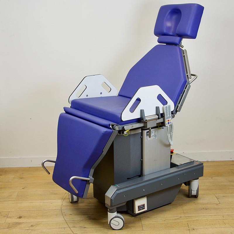 TABLE OF INTERVENTION ELECTRIC AMBULATORY / CABINET SURGERY AESTHETIC / ORL MODEL BL600 XLE