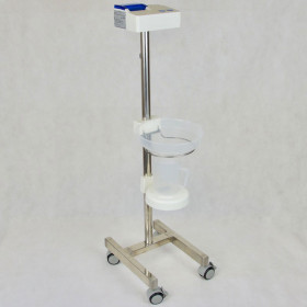 UROFLOWMETER DEB-TV-17 WITH AUTOMATIC CALCULATION OF UROFLOW SUMMARIES