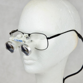 BINOCULAR LOUPES 3.5X420MM