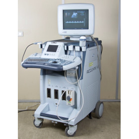 MEDISON ACCUVIX XQ 3D/4D ULTRASOUND WITH VOLUME PROBE