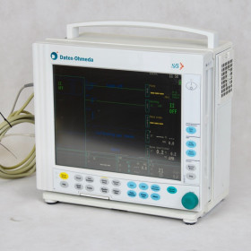 DATEX OHMEDA S5 MULTIPARAMETRIC ANESTHESIA MONITOR