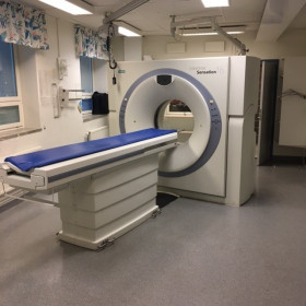 SIEMENS SENSATION 16 CT SCANNER 16 BARETTES