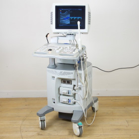 ALOKA PROSOUND 3500 PLUS DOPPLER COLOR ULTRASOUND