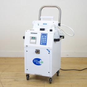 MOBILE / MEDICAL / STEAM DISINFECTOR SANI SYSTEM POLTI CHECK FOR OPERATING BLOCK