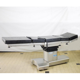 ALM 6090 ELECTRICAL OPERATION TABLE WITH REMOTE CONTROL, CHARGER, AND ORTHOPEDIC EXTENSION