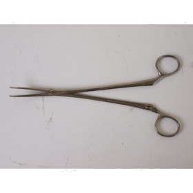 PINCE HEMOSTATIQUE DE BARRAYA 24CMINOX FRANCE