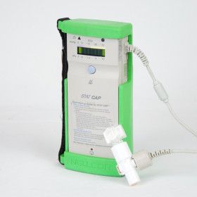 NELLCOR STAT CAP PORTABLE ETCO2 MONITOR