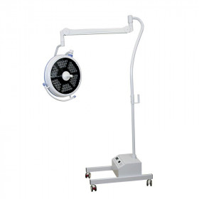 500 LED EMERGENCY SHADOWLESS OPERATING LAMP MOBILE