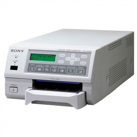 SONY COLOR VIDEO PRINTER UP-21MD