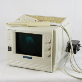 MEDISON SONOACE 3200 PORTABLE ULTRASOUND WITH 2 PROBES