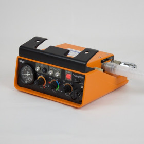 DRAGER OXYLOG 100 PATIENT VENTILATOR