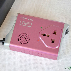 ELECTRIC TRANSFORMER FOR PORTABLE OXYGEN CONCENTRATOR