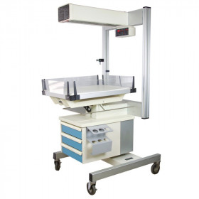 DATEX OHMEDA OHIO NEONATAL REANIMATION TABLE