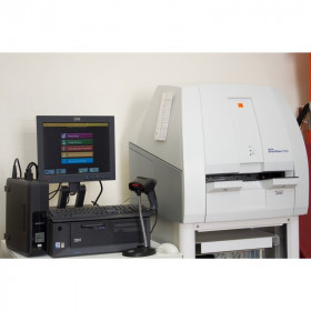 KODAK DIRECTVIEW CR500 SCANNING SYSTEM WITH TREATMENT CONSOLE