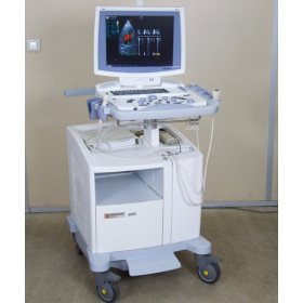 KONTRON IMAGIC ULTRASOUND WITH 2 PROBES