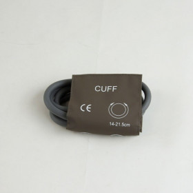 CUFF WITH TWIN PEDIATRIC TUBE 14-21.5 CM